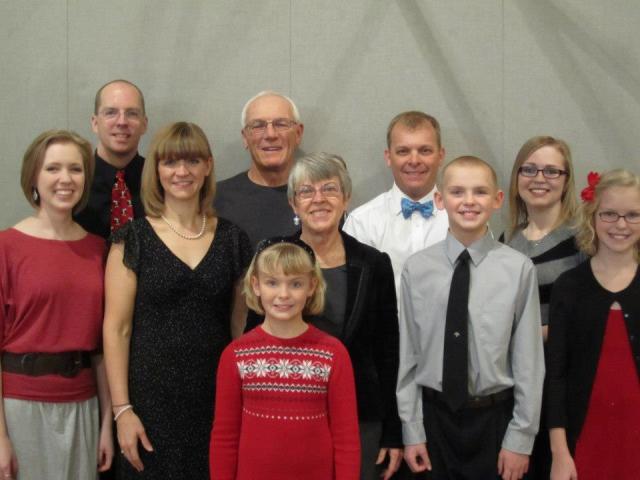 Willis family Dec 12
