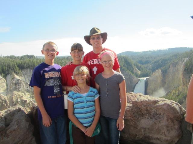 Yellowstone & rodeo 066