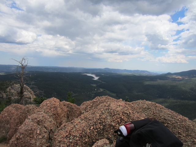 Start of the panorama
