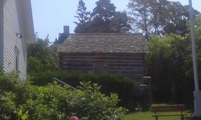 Door County building