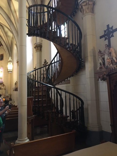Loretto stairs