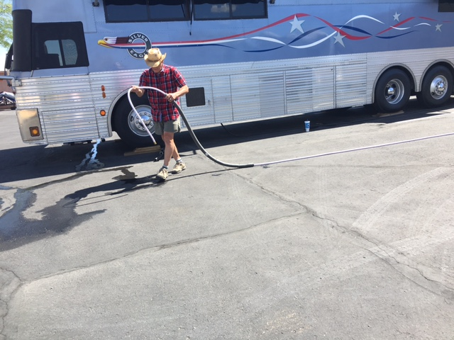 undressing hose