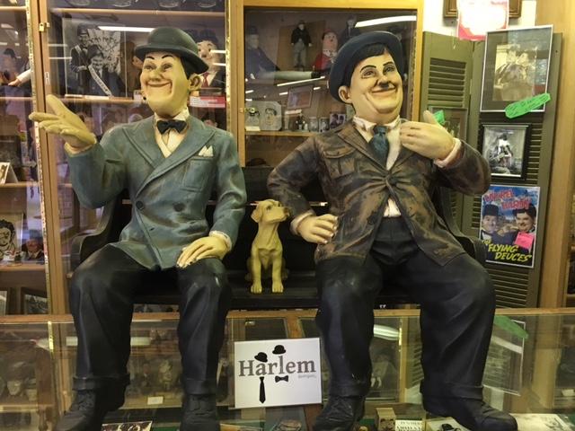 Harlem figurines