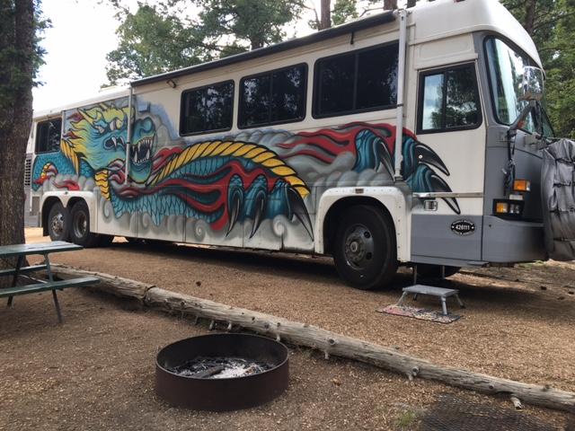 dragon bus