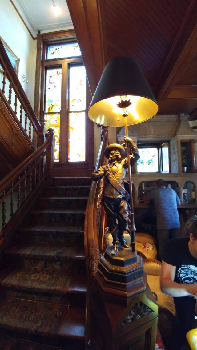 stair lamp