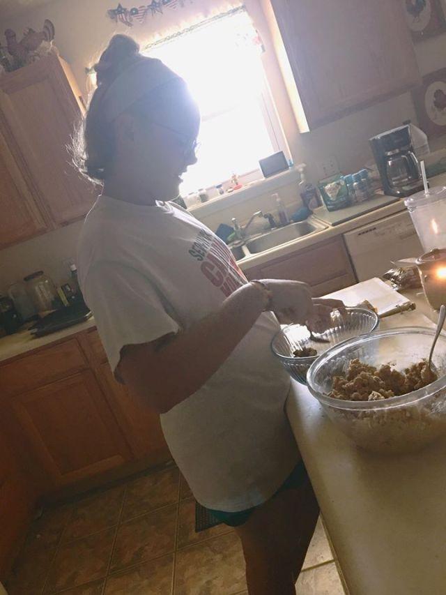 Jade baking